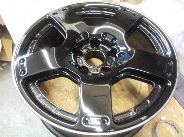 Split Rim Refurbhisment Nottingham Derby and Long Eaton