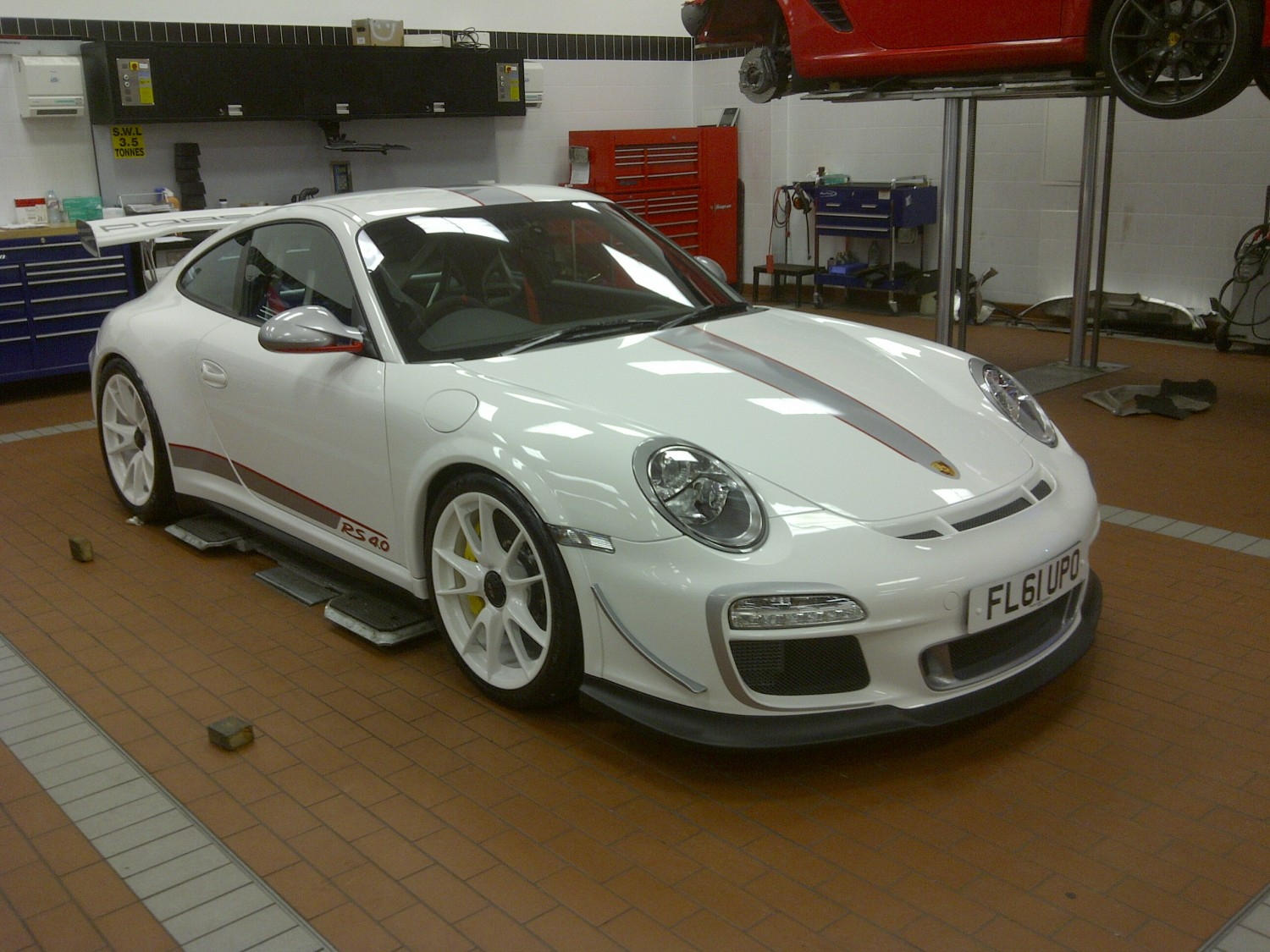 Machine Polishing Nottingham, Derby & Long Eaton