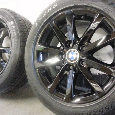 BMW Alloy Wheel Refurbishment Nottingham, Derby & Long Eaton