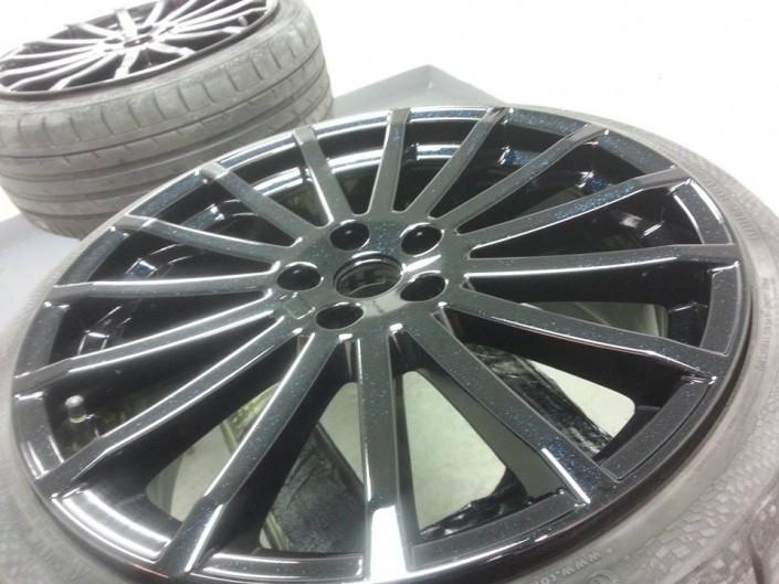 Focus RS Wheel Refurbishment Nottingham, Derby & Long Eaton
