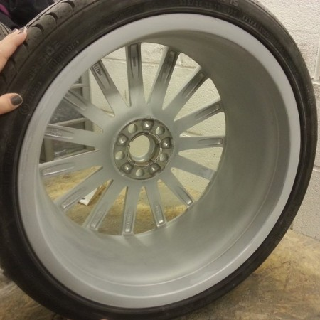 Focus RS Wheel Refurbishment Nottingham, Derby & Long Eaton