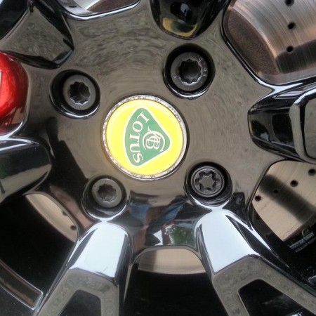 Lotus Elise alloy wheel refurbishment Nottingham Derby & Long Eaton