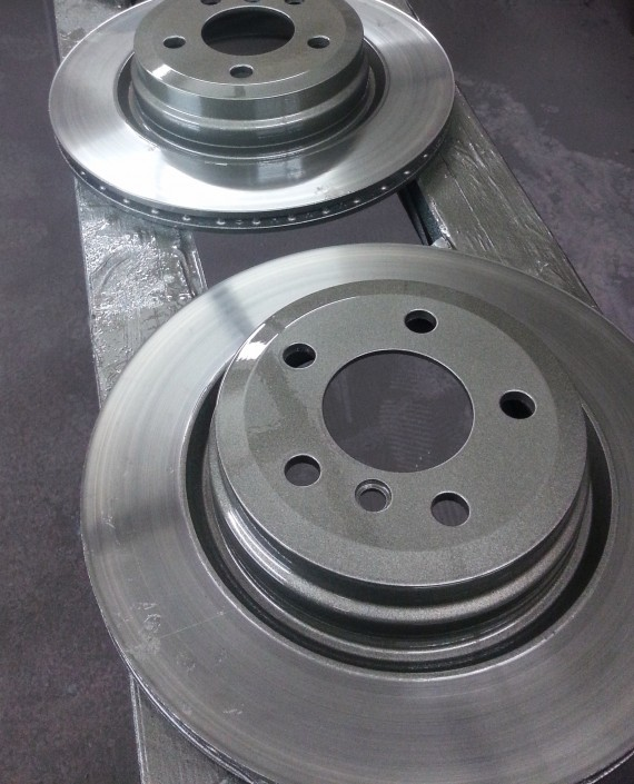 Brake Disc Painting Nottingham Derby & Long Eaton