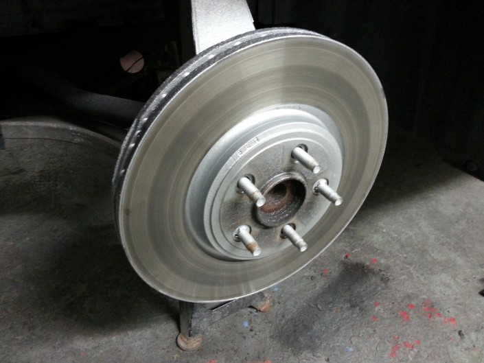 Brake Caliper Painting Nottingham Derby & Long Eaton
