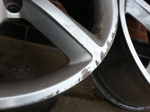 Audi OEM Wheel Refurb Nottingham, Derby & Long Eaton