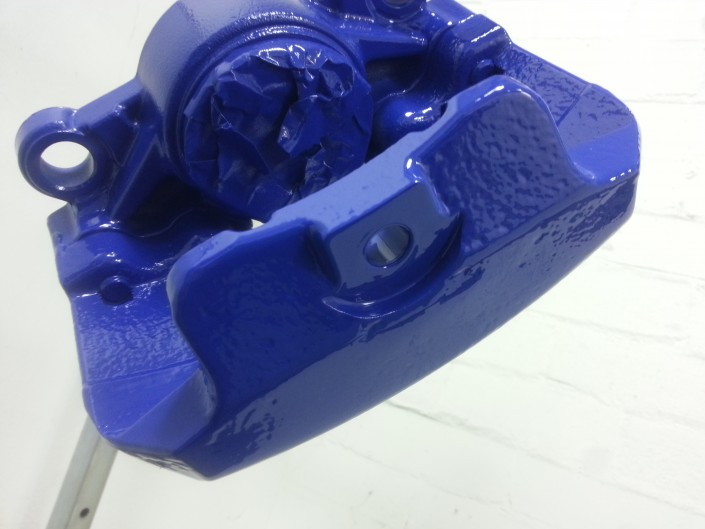 Ford Focus RS Caliper Painting Nottingham Derby & Long Eaton