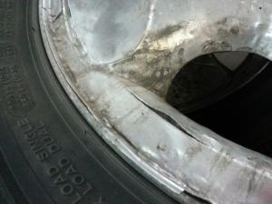 Alloy Wheel Refurbishment Nottingham Derby & Long Eaton