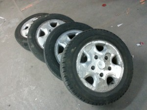 Alloy Wheel Refurbishment Nottingham Derby & Long Eaton