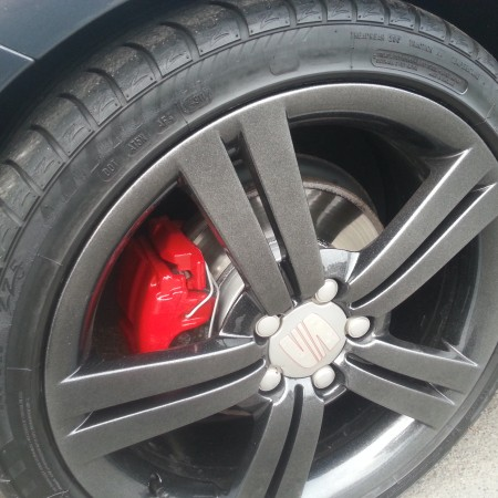 Seat Alloy Wheel Repair Nottingham, Derby & Long Eaton