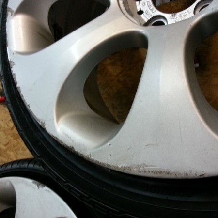 BMW X5 Wheel Refurbishment Nottingham, Derby & Long Eaton