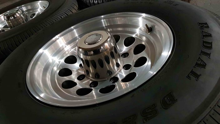 camper alloy wheel diamond cutting finish derby nottingham long eaton